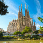 Храм Святого Семейства: Испания