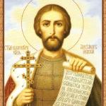 Значение иконы Александра Невского и в чем она помогает в повседневной жизни