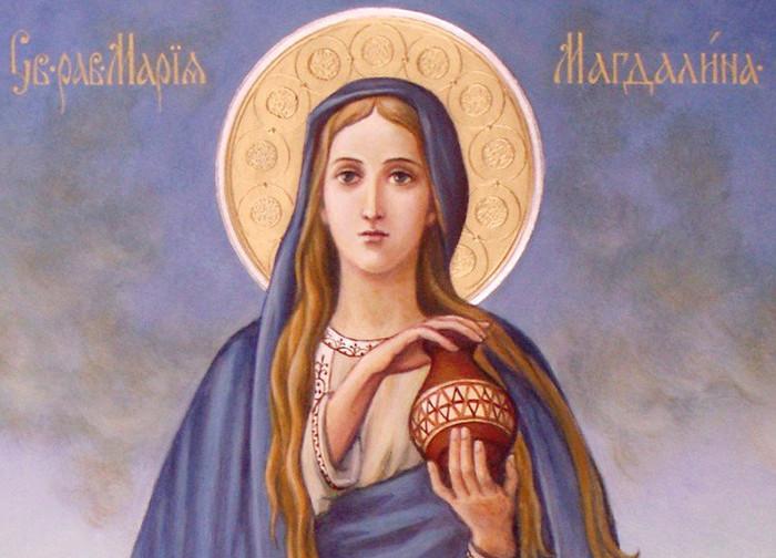 мария магдалина жена иисуса христа