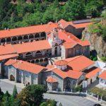 Монастырь Киккос в Республике Кипр