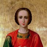 Жизненный путь святого Пантелеймона